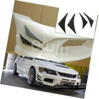 エアロパーツ Universal FRONT BUMPER Flexible add on SPOI...