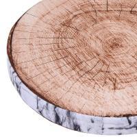サイズ(mm) 全体:幅400 × 奥行400 × 高さ40 材質:ポリエステル/ウレタン
