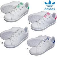 アディダス オリジナルス スタンスミス EL C キッズ ベビー レザー スニーカー adidas ...