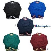 チャンピオン スナップジャケット スタジャン C3-G610 シンプルデザインがおすすめのスナップボ...