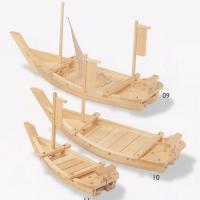 木製舟盛り器 白木料理舟80cm(網付)|utuwayaissin