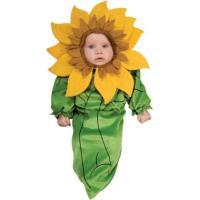 ハロウィン コスプレ 輸入品 Baby Sunflower Flower Halloween Costume (NEWBORN 0-9 Months)