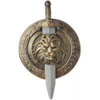 ハロウィン コスプレ 輸入品 California Costumes Gladiator Combat Shield & Sword Costume Accessory