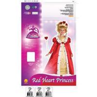 ハロウィン コスプレ 輸入品 Rubie's Red Heart Princess Costume