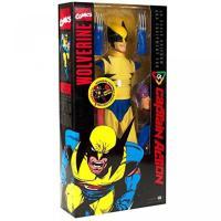 ハロウィン コスプレ 輸入品 Round 2 Captain Action: Wolverine Costume Set