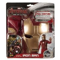 ハロウィン コスプレ 輸入品 Marvel Iron Man Mark 43 Costume Set