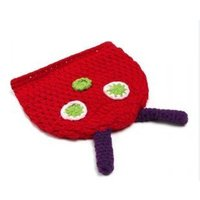 ハロウィン コスプレ 輸入品 Lakshyaa Baby Photography Prop Handmade Crochet Knitted Costume