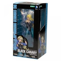 ハロウィン コスプレ 輸入品 Black Canary Classic Costume Bishoujo Exclusive DC Comics Statue