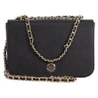 トリーバーチ バッグ 輸入品 Tory Burch Robinson Adjustable Shoulder Bag Style NO.43480 Black