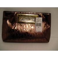 マイケルコース バッグ  輸入品 Michael kors clutch Berkley cocoa metallic bag new