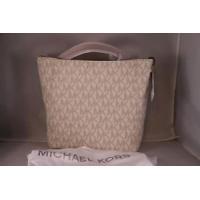 マイケルコース バッグ  輸入品 MICHAEL Michael Kors Fulton Medium Slouchy Shoulder Bag - Vanilla