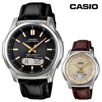 世界に誇る日本のブランド、カシオが作った電波ソーラー時計。身に着けた時に、大人のモダニズムを引き出す...