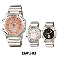 カワイイだけの腕時計では物足りない。カシオのレディースウォッチは、機能性だってメンズウォッチ顔負けで...