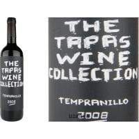 人気のスペインワイン、タパスコレクションシリーズ。 様々な料理に合う赤ワインです。 濃い紫色で、カシ...