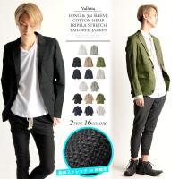 サイズや素材の詳細はこちら/テーラードジャケット ジャケット リネン ストリート メンズ 春 夏 2...