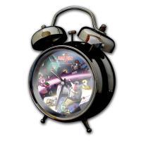 「パチスロ ガンダム」の発売を記念し目覚まし時計が登場!「ジークジオン で目覚めよ!!」本体サイズ:...
