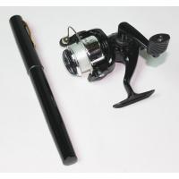 一見するとペン(全長約20.5cm)が約100cmの本格的な釣竿に大変身。 デイバッグ・ウエストバッ...