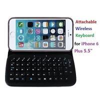 【商品名】ブルートゥース英語キーボードケース iPhone 6 Plus 用【カテゴリー】家電・カメ...