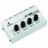 【商品名】Behringer MICROMIX MX400 4-Channel Mixer【カテゴリ...