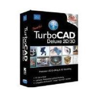 【商品名】TurboCAD Deluxe 2D/3D - ( ver. 19 ) - complet...