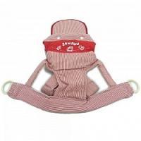 【送料380円】サイドのリングにひもを通して結ぶシンプルなスタイルで、着用方法も簡単!サイズ調節が可...