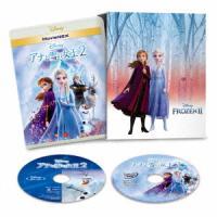 アナと雪の女王2 MovieNEX ブルーレイ+DVDセット コンプリート・ケー.. / ディズニー (Blu-ray) (予約)