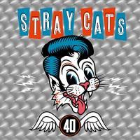 40(通常盤) / ストレイ・キャッツ (CD) vanda