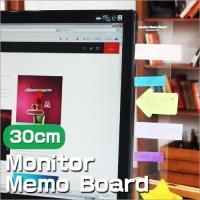 商品名:monotor memo board-モニターメモボード  原産国:韓国  カラー:blac...