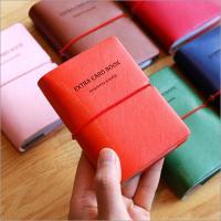 商品名:Extra Card Book  原産国:韓国  素材:PU,PVC  サイズ:75×102...