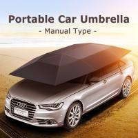 商品名:Portable Car Umbrella - Manual Type  原産国:中国  サ...