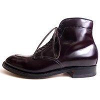 オールデン ALDEN CORDOVAN MOC TOE BOOTS コードバン モックトゥ ブーツ...