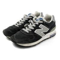 ニューバランス NEW BALANCE スニーカー M1400NV 紺 ネイビー 23.5 靴 ☆A...