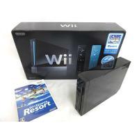ニンテンドー Wii本体 Wiiスポーツ リゾート 同梱版 0423【中古】【ベクトル 古着】  【...
