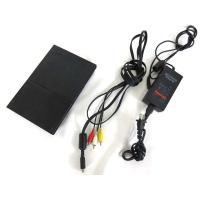 ソニー SONY PS2 本体 薄型 SCPH-70000 黒 ジャンク 1021【中古】【ベクトル...