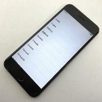 docomo アップル iPhone6 16GB スペースグレイ MG472J/A 動作確認済 白ロ...