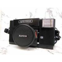 コニカ konica C35 AF 38mm F2.8 フィルムカメラ ブラック ジャンク ※Y-1...