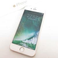 ドコモ docomo iPhone6 64GB  アイフォン6 白ロム ○判定 MG4J2J/A ゴ...