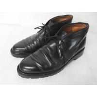 オールデン ALDEN ユナイテッドアローズ 別注 チャッカブーツ 1340 シェルコードバン 革靴...