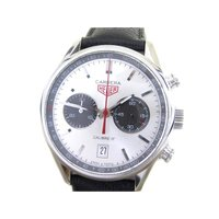美品 タグホイヤー TAG HEUER 腕時計 カレラ キャリバー17 クロノグラフ CV211E....