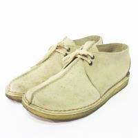 クラークス clarks デザートブーツ 靴 シューズ 13292 スエード 8.5 27cm相当 ...