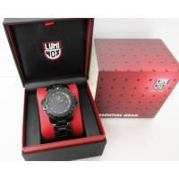 ルミノックス LUMINOX NIGHTHAWK  ナイトホーク ブラックアウト 腕時計 6400 ...