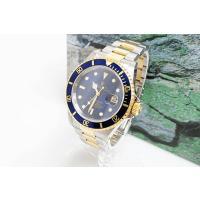 ロレックス ROLEX サブマリーナデイト 青サブマリーナ A番 16613 自動巻きメンズ 腕時計...