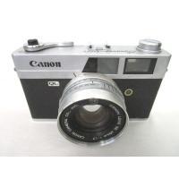 キヤノン Canon キャノネット Canonet QL17 フィルムカメラ 45mm 1:1.7 ...