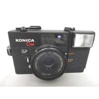 コニカ KONICA C35 EF フィルムカメラ コンパクトカメラ 38mm F2.8 0610【...