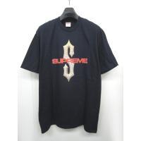 未使用品 シュプリーム SUPREME 18SS Diamond Tee Tシャツ カットソー ロゴ...