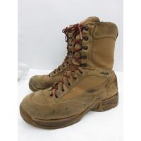 ダナー DANNER TERRA FORCE ミリタリー ブーツ TFX ベージュ US10.5 2...
