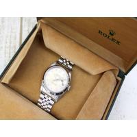 ロレックス ROLEX 腕時計 ウォッチ オイスター デイトジャスト X番 16234 自動巻き W...