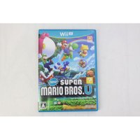 Wii U ゲームソフト スーパーマリオブラザーズ NEW SUPER MARIO BROS U /...