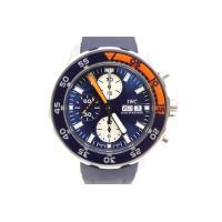 アイダブリューシーIWC アクアタイマー クロノグラフ IW376704 自動巻 腕時計 ウォッチ ...
