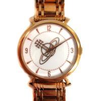 ヴィヴィアンウエストウッド Vivienne Westwood 腕時計 オーブ クオーツ ゴールド ...